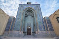 Seljuk-era mosque in southeast Iran undergoes tilework restoration