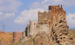 Alamut Castle: a visit to once impenetrable fortress of 'Assassins'