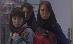 """""""Solar Eclipse"""" by Iranian directors Raha Amirfazli and Alireza Qasemi."""