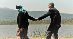 """I Won't Remain Alone"" by Iranian director Yaser Talebi."