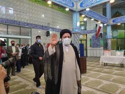 Iran's president-elect Raisi