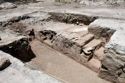 Remnants of ancient fire temple discovered in heart of Alborz mountains