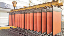 Production of copper cathode up 16% in 2 months yr/yr