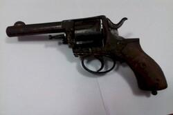 Historical revolver
