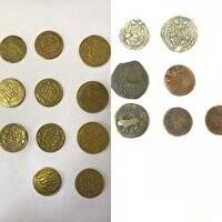 Iranian police arrest suspected smuggler, seize ancient coins