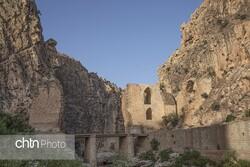 Ancient arch bridge undergoes restoration in Lorestan