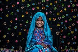 clothing of Sistan-Baluchestan