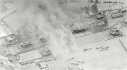 US attack on Syria-Iraq border