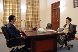 Cabinet members brief President-elect Raisi