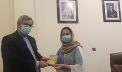 First ID cards issued for children of Iranian mothers, foreign fathers abroad