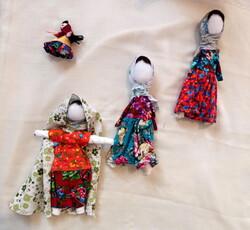 Aloulak dolls