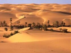 Microplastics reach Lut desert