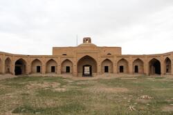 Bagh Sheikh Caravanserai, a candidate for UNESCO status, undergoes restoration