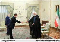South Korean ambassador meets Rouhani