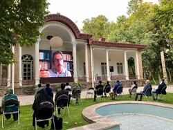 "Pouya Khazaeli Parsa featured in the new episode of Italian Embassy's series ""Domus Eyes on Iran"""