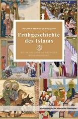 "Front cover of the German translation of Iranian scholar Asghar Montazeralqaim's book ""Early History of Islam"" (""Frühgeschichte des Islams"")."