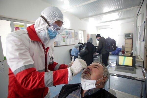 193 passengers suspected of COVID-19 quarantined