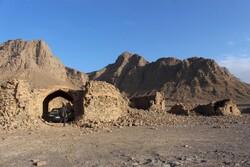 Ancient caravanserai undergoes restoration in central Iran