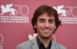 Iranian director Shahram Mokri.