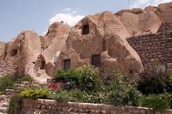 An exterior view of Laleh Kandovan Rocky Hotel