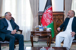 Iran's special envoy reassures Afghanistan of Tehran's supports