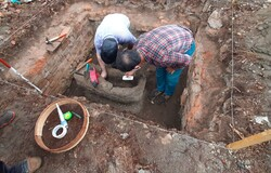 Stratigraphy survey to shed new light on Bander-e Anzali historical texture