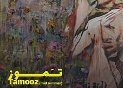 Paintings by Behdad Najafi, Saeideh Arian, Saeid Emdadian, Reza Barati, Hamid Jafari-Shakib, Khadijeh Rajabi,