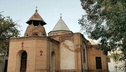 Explore historical churches, Armenian neighborhoods while in Qazvin
