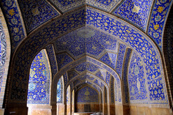 Imam Mosque: elegant, iconic, and visually stunning
