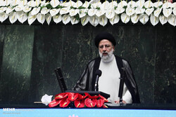 Ebrahim Raisi formally sworn in as the eighth president of the Islamic Republic of Iran