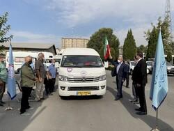 Campervans, caravans stage rally under COVID protocols