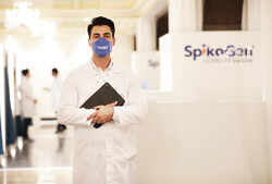 Spikogen vaccine enters third phase of clinical trial