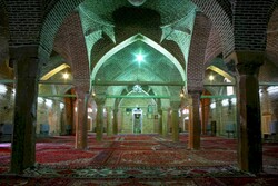 Jameh Mosque of Mahabad