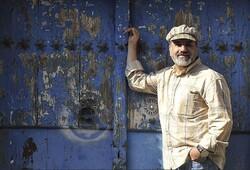 Actor Ali Soleiamni in an undated photo. (Honaronline/Mahdieh Babai)