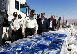 Over a ton of narcotics discovered in eastern provinces