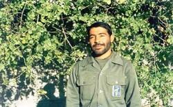 This file photo shows Ahmad Amini, the commander of the IRGC 410th Khatam al-Anbia Squad.