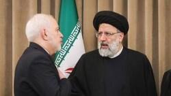 Raisi asks Zarif to brief him on Afghanistan
