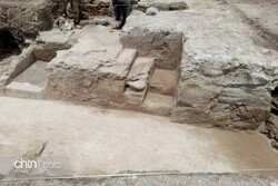 Excavation delves into Sassanid fire temple in northern Iran