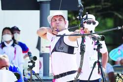 Archer Rahimi breaks Paralympic record