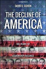 U.S. empire disintegrating