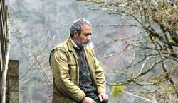 """Hadi Eftekharzadeh acts in a scene from the Iranian drama """"Charcoal"""" directed by Esmaeil Monsef."""