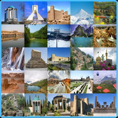 All Types of Iran Tours