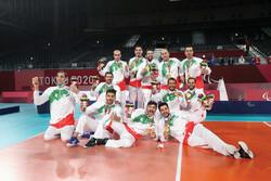 Iran sitting volleyball