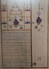 Historical manuscripts and books restored in Lorestan museum