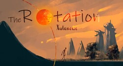 """A poster for """"The Rotation"""" directed by Hazhir As'adi."""