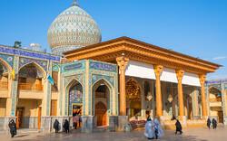Fars province prepares to develop religious tourism