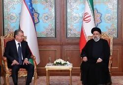 Raisi Uzbekistan