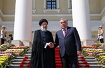Iran and Tajikistan hope to open new chapter in ties