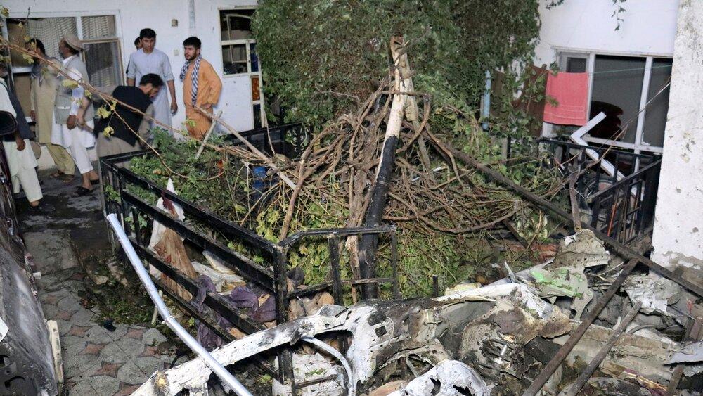 U.S. finally admits Afghan airstrike killed civilians