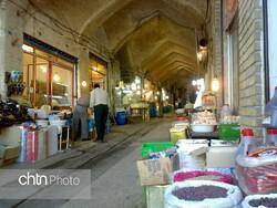 Historical bazaar of Zanjan